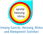 Logo Innung Sanitär, Heizung, Klima & Klempnerei Steinfurt